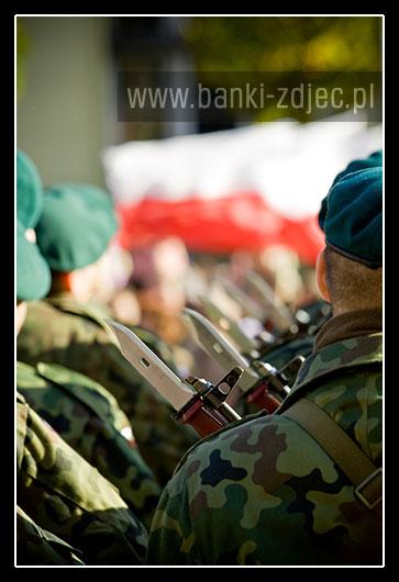 wojsko polskie zielone berety