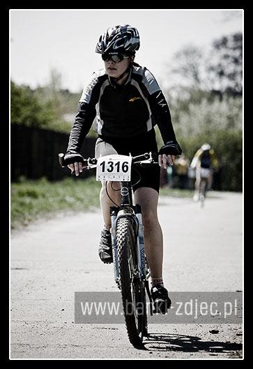 zdjęcia rowerzystów