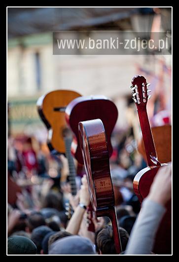 gitarowy rekord guinessa wrocław 2009