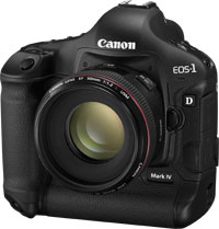 canon eos 1d mark 4